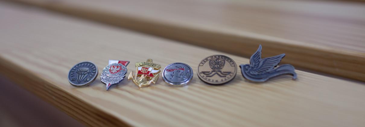 MCC Metal Casts - lapel pins producer