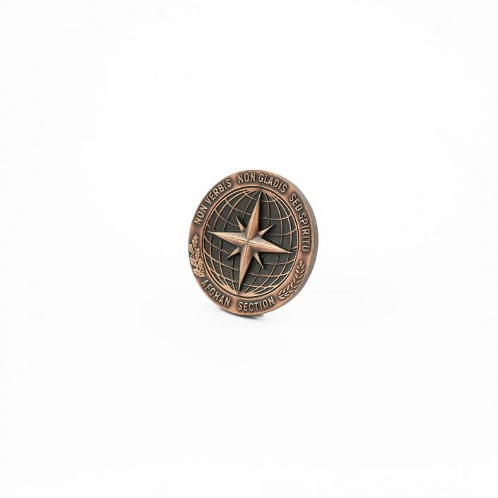 Gedenkmünze auf Bestellung, eigene Sammlermünzen vom Hersteller MCC Metal Casts