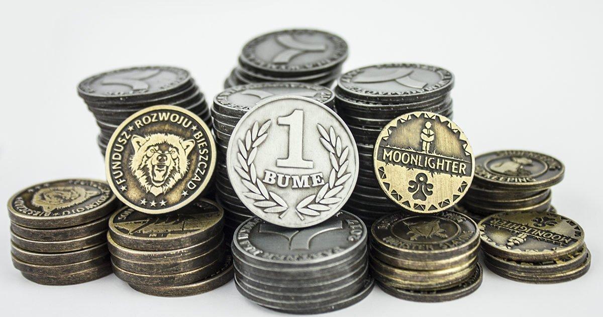 Gedenkmünzen auf Bestellung im Angebot von MCC Metal Casts