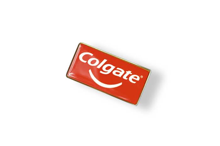 Pin Colgate mit 3D-Einsatz hergestellt von MCC Metal Casts