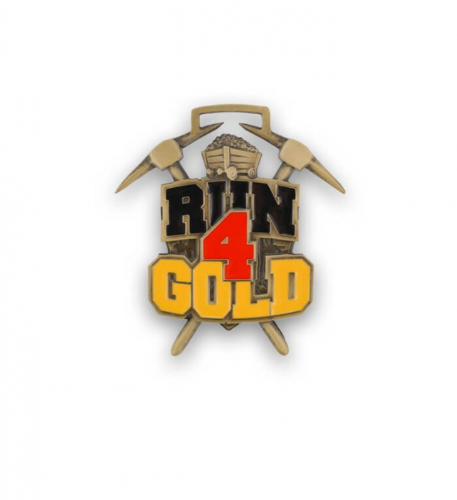 Sportmedaille – Run 4 Gold