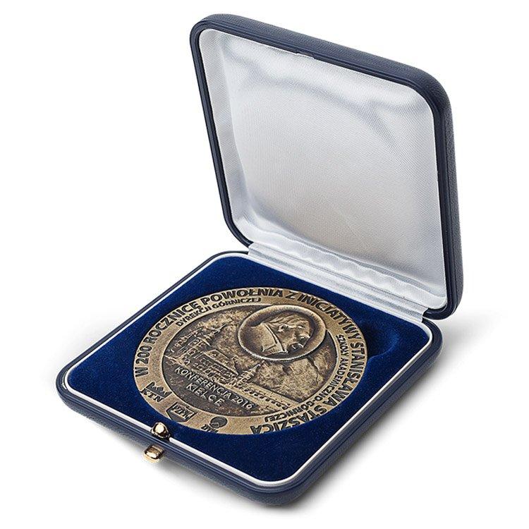 Pamětní medaile v pouzdře
