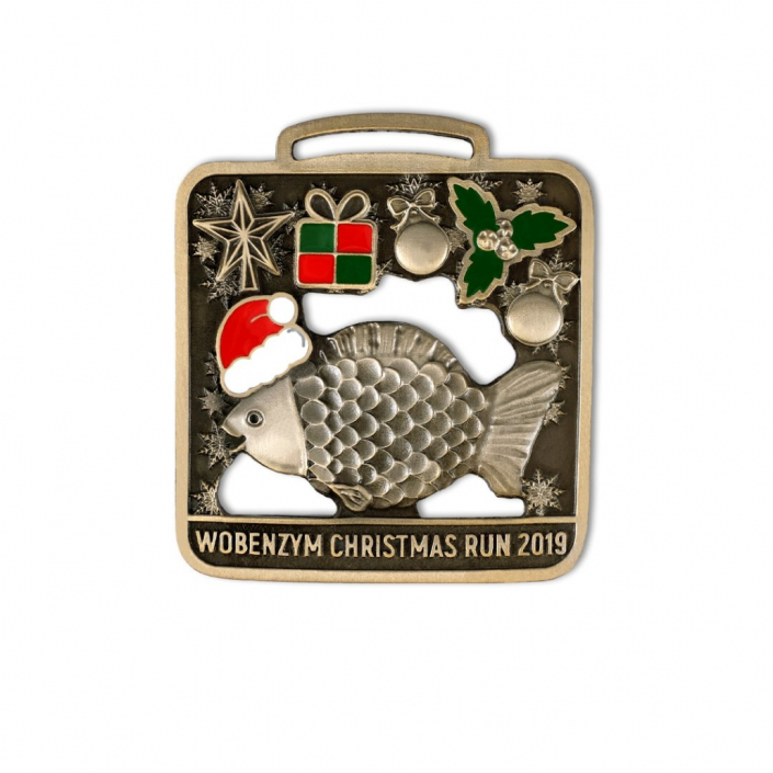 3D-Medaillen, Reliefmedaillen aus Metall. Medaillen vom Hersteller MCC Metal Casts